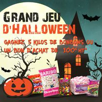 Grand jeu Halloween