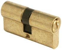 Cylindre Techpro européen 5 goupilles Laiton varié