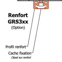 Profil renfort GRS 300