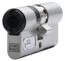 Cylindre électronique blueCompact Contrôle en entrée et en sortie type BO 01