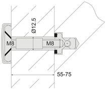 Kit de montage nt ms 1.2 as
