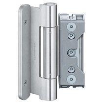 Paumelle porte bois thermique BAKA PROTECT 4010 3D