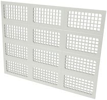 Grille recoupable