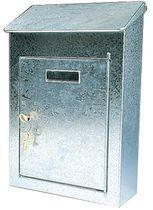 Boîte aux lettres modèle pavillon n°4