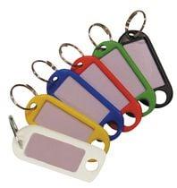 Attache-clés plastique Économique petit format