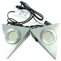 Kit spot LEDS tnx 12 v