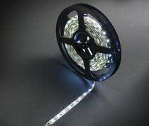 Bande LED flexible adhésive Strip reel 12 V 72 LED / mètre