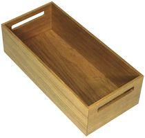 Boîte rectangulaire avec poignées