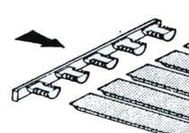Embout pour tube duralinox anodisé