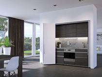 Garniture Hawa folding concepta 25 porte bois pour vantail de hauteur : de 1851 à 2600 mm