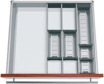 Range-ustensiles orga-line Largeur corps de meuble 450-600 mm
