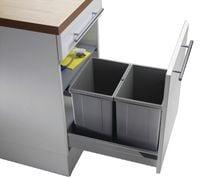 Poubelle de tiroir pour TANDEMBOX Pour meuble de 450 mm