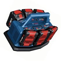 Chargeur 6 batteries GAL 18V6-80