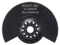 Lame de scie à segment rapporte bois et métal