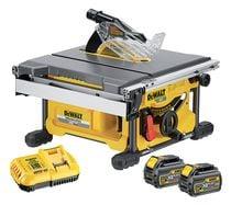 Scie à table XR FLEXVOLT 54 V DCS7485T2-QW