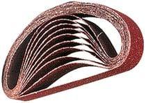 Bande abrasive pour ponceuse Makita Largeur 13 mm / longueur 533 mm