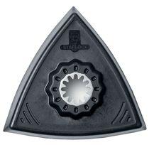 Patin de ponçage triangulaire non perforé multimaster sl