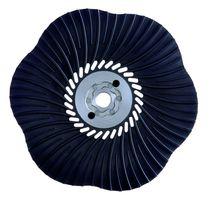 Plateau support pour disque abrasif métal combiclick