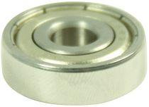 Roulement métal pour fraise profil 1/4 rond