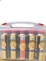 Mallette de maintenance KF Dégrippant KF5 et graisse blanche double spray