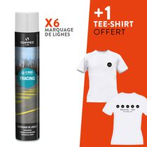 Lot marquage tracing + t-shirt offert
