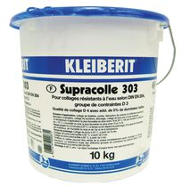 Kit colle vinylique 303.0 10 KG + 1 BIB 500 GR offert