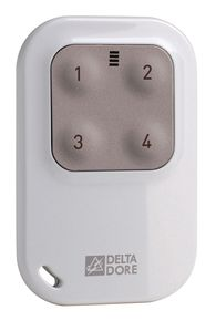 Télécommande porte-clé pour automatismes TYXIA 1410