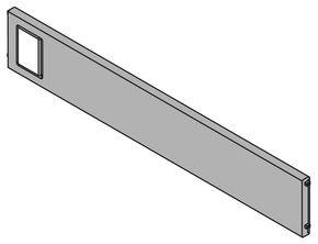 Accessoires AMBIA-LINE pour design acier