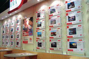Systèmes câbles agencement immobilier
