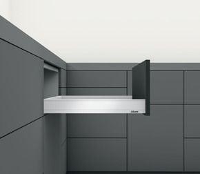 Kit tiroir LÉGRABOX pure - Blanc soie mat