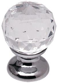 Boutons cristal