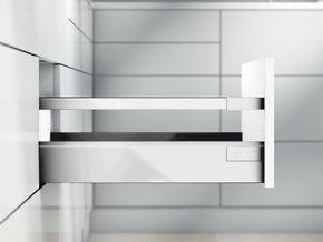 Kit bloc-tiroir Antaro - Inox