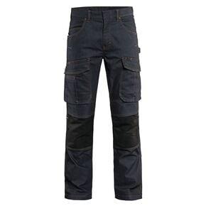 Pantalon services 1497 denim stretch cordura