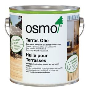 Huile protectrice pour terrasse OSMO