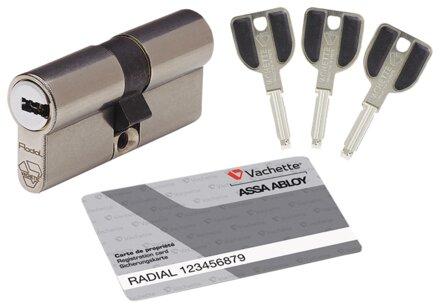 Cylindre radial série 7101 varié