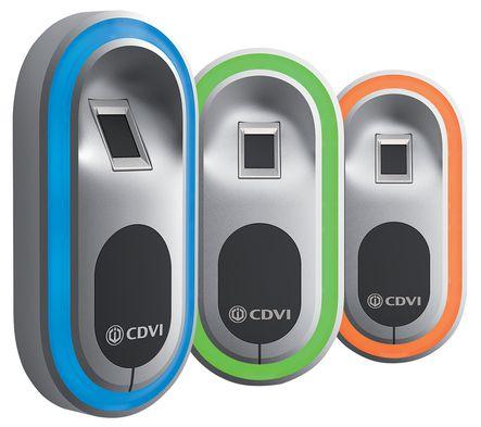 Lecteur d'empreintes biométrique autonome BIOSYS 1