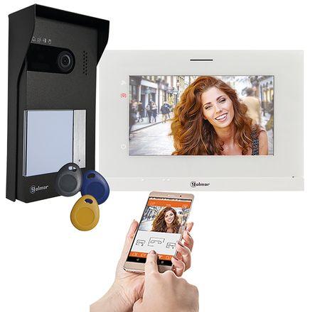Kit interphone vidéo SOUL