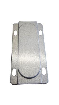 Plaque cache cylindre pour Keylex profil