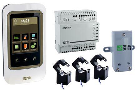 Gestionnaire CALYBOX 2 020 WT chauffage électrique