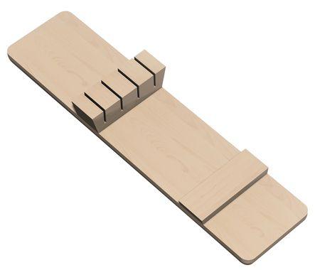 Porte-couteaux bois