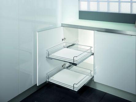 Système coulissant pour armoire