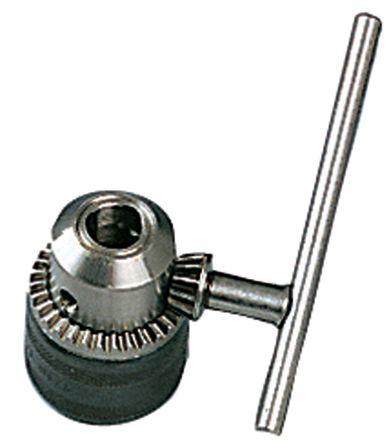 Mandrin métal à clé