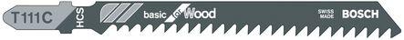 Lames de scie sauteuse bois tendre