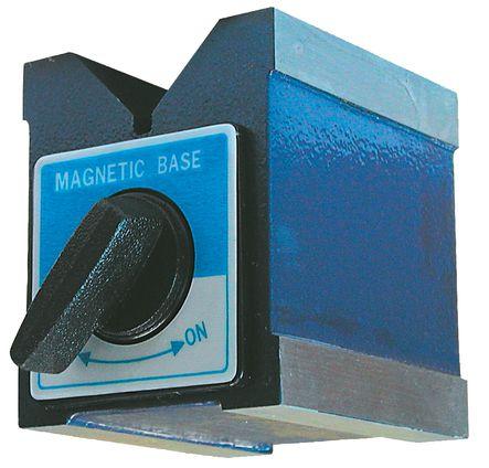 Équerre magnétique à bouton