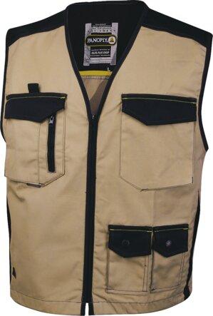 Gilet Mach Spirit coton / polyester