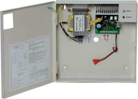 Alimentation secourue 24 V - 5 A