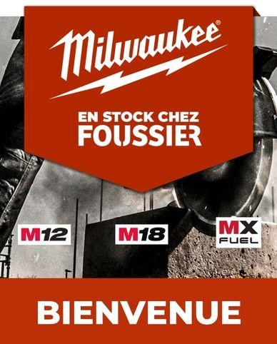 Milwaukee - FOUSSIER
