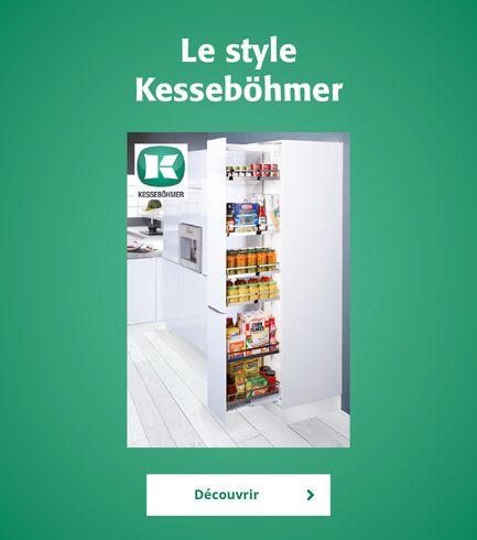 La technologie par KESSEBÖHMER
